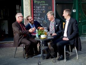 Torsten Zwingenberger, Berlin 21