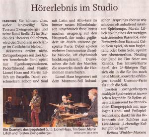 2016-02-23 Norddt Rundschau T Zwingenberger